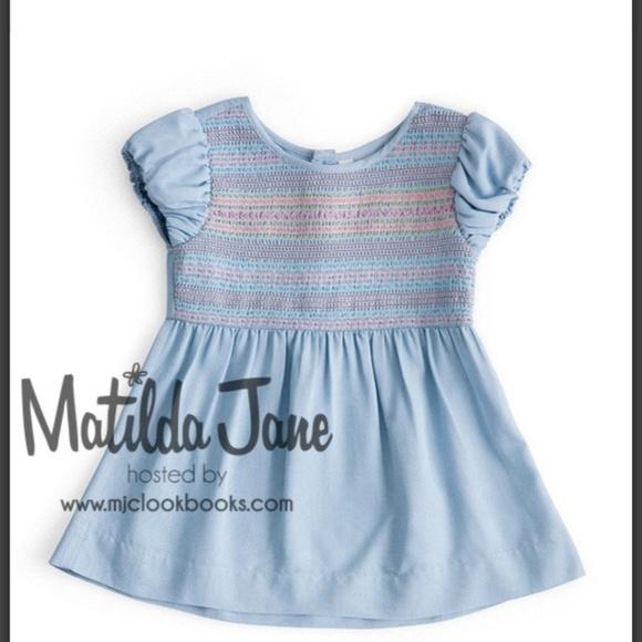 Matilda Jane Crystal Ball Tunic Size 4